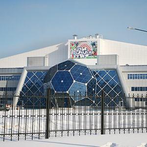 Спортивные комплексы Оуса