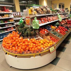 Супермаркеты Оуса