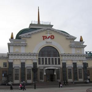 Железнодорожные вокзалы Оуса