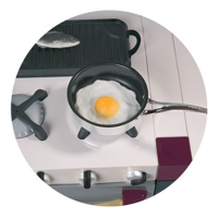Кафе Кедр - иконка «кухня» в Оусе